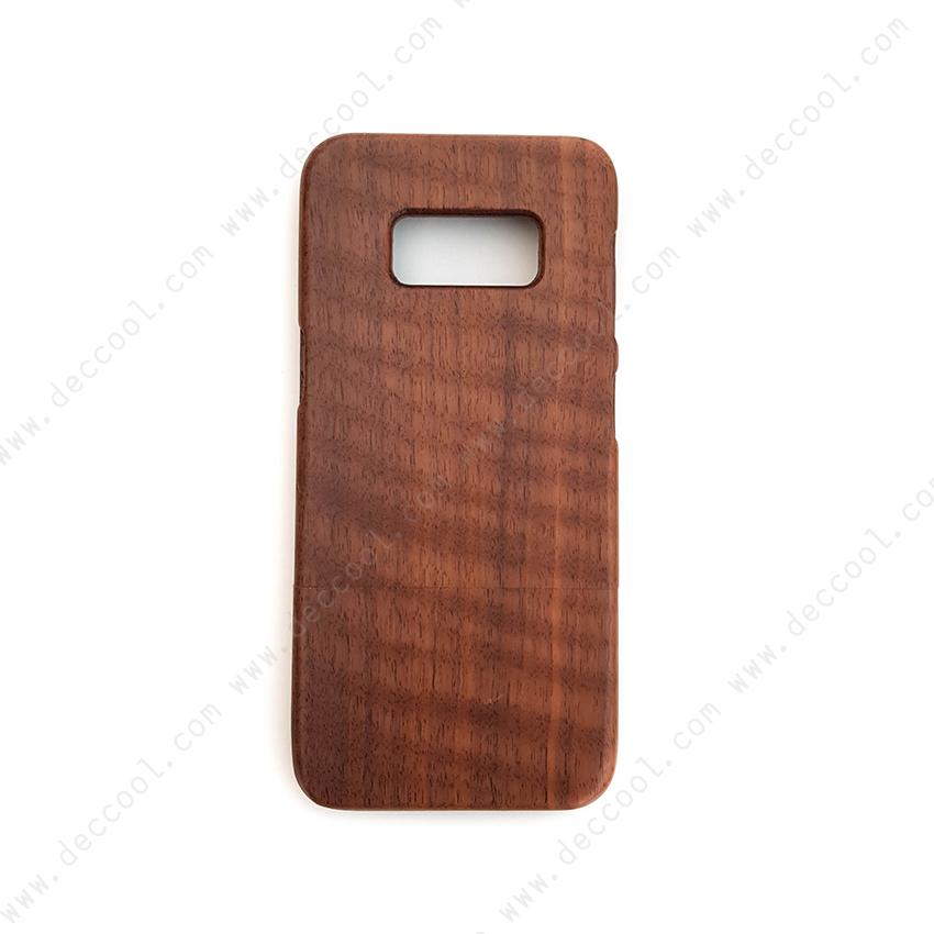 เคสไม้แท้ Samsung Galaxy S8 ไม้วอลนัท