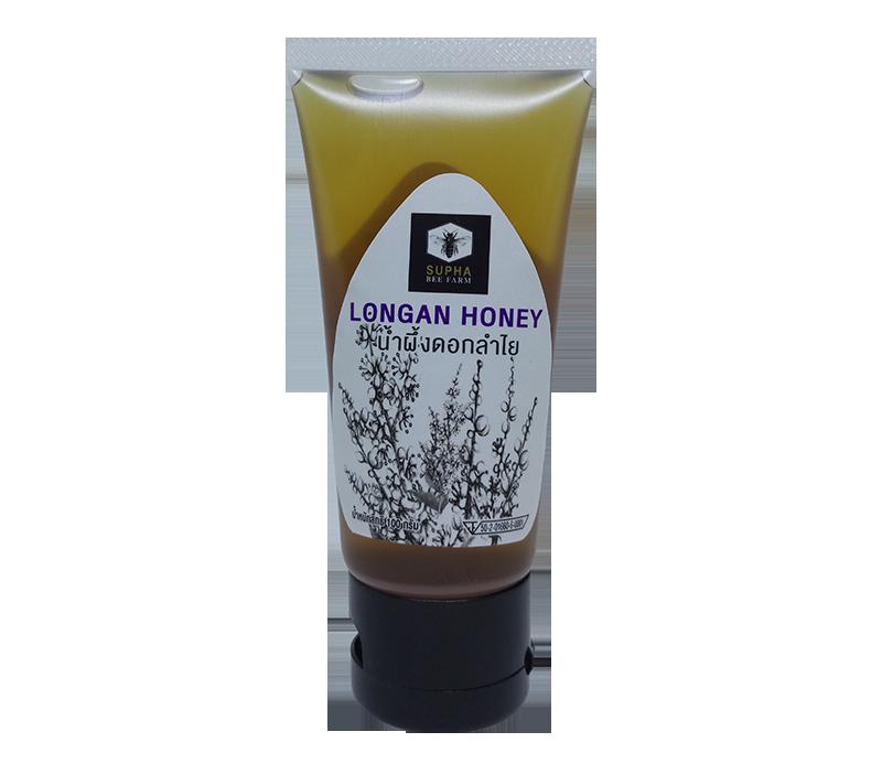 น้ำผึ้งดอกลำไย 100 กรัม (Longan Honey 100g)