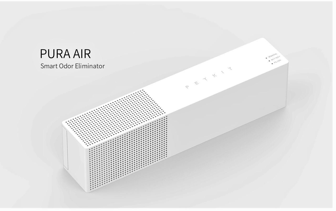 เครื่องกำจัดกลิ่นอัตโนมัติ PETKIT PURA AIR