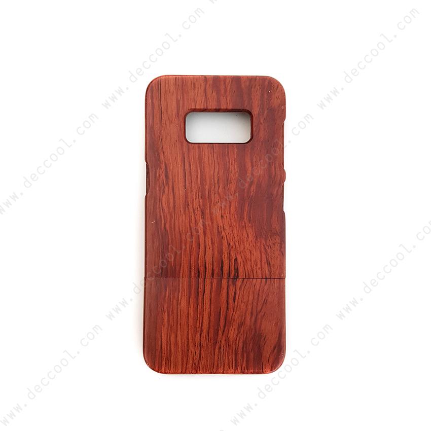 เคสไม้แท้ Samsung Galaxy S8 ไม้โรส