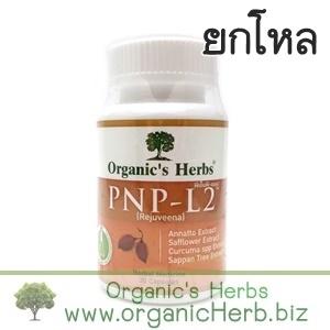 (ยกโหล ราคาส่ง) PNP-L2 Organic's Herbs 30 เม็ด ทำความสะอาดมดลูก กระชับช่องคลอด ช่วยให้ประจำเดือนมาปกติ รักษาอาการมีกลิ่น