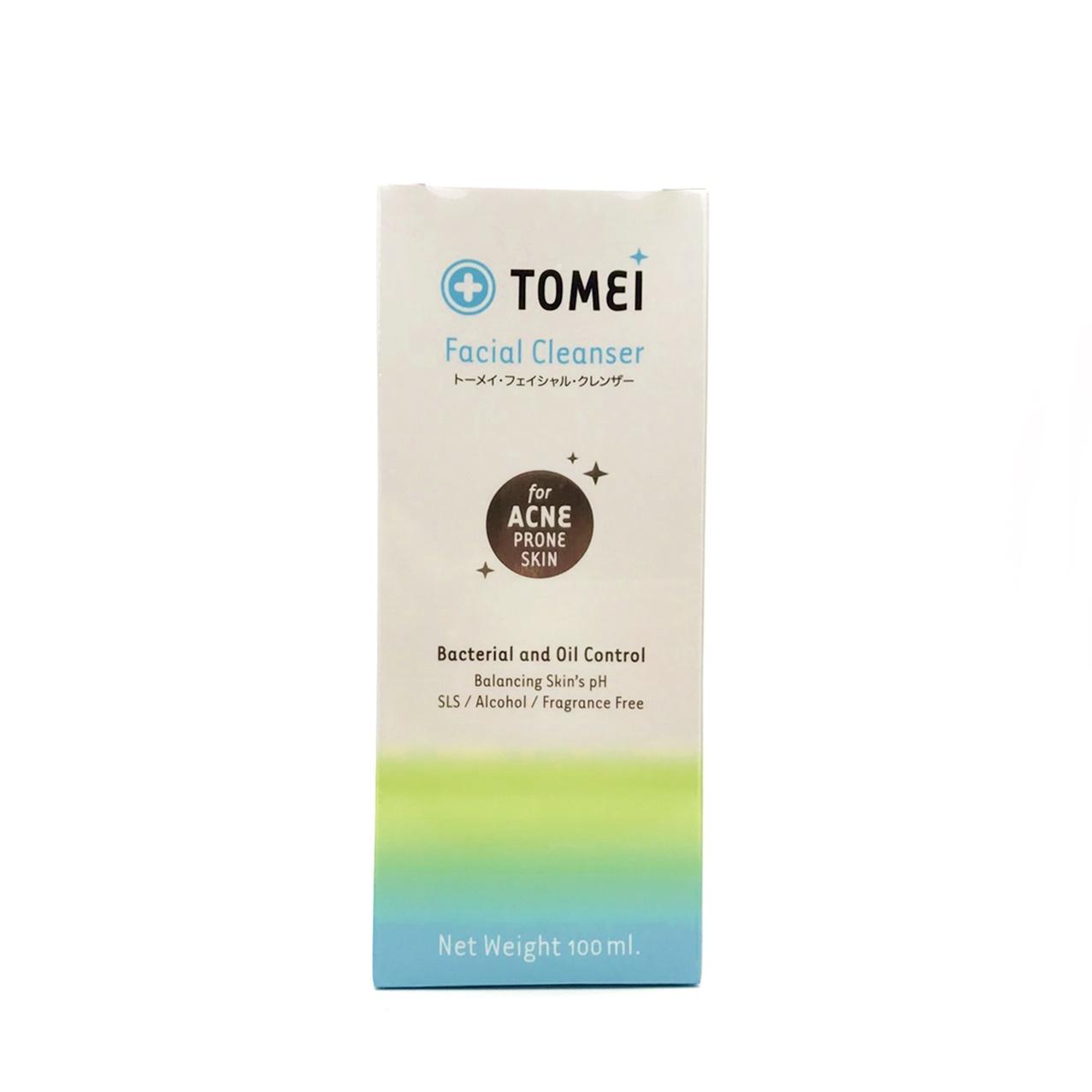 Tomei Facial Cleanser 100ml โทเมอิ เฟเชียล คลีนเซอร์
