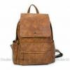 กระเป๋าหนังเนื้อนิ่ม J01-BROWN