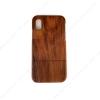 เคสไม้แท้ iPhone X ไม้วอลนัท
