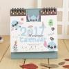 ปฏิทินตั้งโต๊ะ Stitch 2017 #สติช