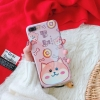 เคส iPhone หมาน้อย สีชมพู