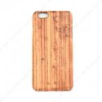 เคสไม้แท้ iPhone 6 plus/6s plus ไม้ซีบร้า