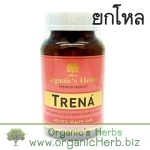 (ยกโหล ราคาส่ง) TRENA Ogranic's Herbs 90cap ออร์แกนิก เฮิร์บ ทรีน่า สมุนไพรดูแลผิวพรรณ เพื่อผิวขาวกระจ่างใส เนียนนุ่มชุ่มชื้น ไร้ฝ้า