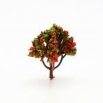 โมเดลต้นไม้ 2 สี (เขียว แดง) (1x2)