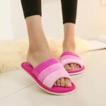 TL04 รองเท้าใส่ในบ้าน ROSE RED Size 41-42