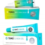 TOMEI ANTI ACNE 5 G & Tomei Clindai Gel 5 g 1 คู่