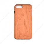 เคสไม้แท้ iPhone 7 plus ไม้เชอรี่