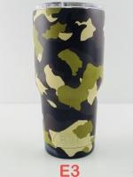 แก้วYETI แก้วเก็บความเย็น แก้วเยติ ลายทหาร 30 oz เกรด304 พร้อมส่ง