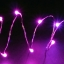ไฟแฟรี่ ไฟลวด LED ตกแต่ง หักงอได้ ยาว 10 เมตร สีชมพู thumbnail 6