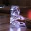 ไฟแฟรี่ ไฟลวด LED ตกแต่ง หักงอได้ ยาว 2 เมตร สีขาว thumbnail 3