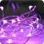 ไฟแฟรี่ ไฟลวด LED ตกแต่ง หักงอได้ ยาว 10 เมตร สีชมพู thumbnail 3