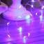 ไฟแฟรี่ ไฟลวด LED ตกแต่ง หักงอได้ ยาว 2 เมตร สีม่วง thumbnail 1