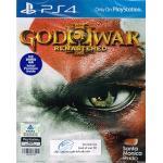 PS4-GOD OF WAR III REMASTERED (Z3EN)