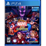 PS4 MARVEL VS CAPCOM INFINITE (Z3TH)