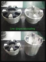 จำหน่ายCoupling Aluminum spider nbr od 132 mm มีดุมยาวและสั้นคะ ขายปลีกและส่ง