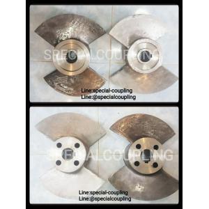 รับผลิตใบพัดปั้มน้ำสแตนเลส304ตามตัวอย่าง พร้อมบาลานส์ ขายปลีกและส่ง