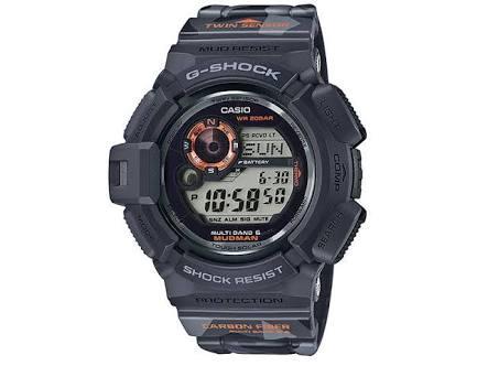 """นาฬิกา คาสิโอ Casio G-Shock MUDMAN Limited รุ่น GW-9300CM-1JR มัดแมนลายพราง """"Men in CAMOUFLAGE"""" (JAPAN) ไม่วางขายในไทย ของแท้ รับประกันศูนย์ 1 ปี"""