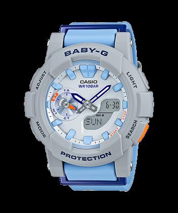 นาฬิกา Casio Baby-G Standard ANALOG-DIGITAL รุ่น BGA-185-2A ของแท้ รับประกันศูนย์ 1 ปี