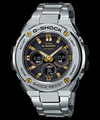นาฬิกา Casio G-Shock G-STEEL Mini GST-S310 series รุ่น GST-S310D-1A9 ของแท้ รับประกันศูนย์ 1 ปี