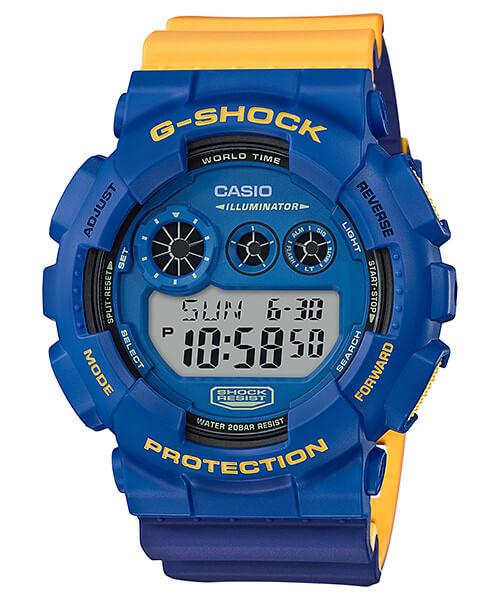 นาฬิกา Casio G-Shock Limited NO-COMPLY series รุ่น GD-120NC-2 ของแท้ รับประกันศูนย์ 1 ปี