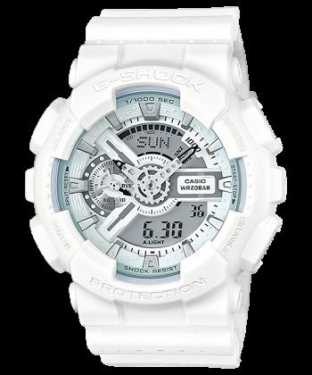 นาฬิกา CASIO G-SHOCK GA-110 SERIES รุ่น GA-110LP-7A (Punching Pattern) ของแท้ รับประกัน 1 ปี