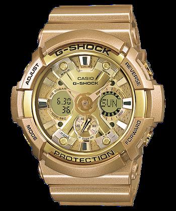 นาฬิกา คาสิโอ Casio G-Shock Limited model Crazy Gold series รุ่น GA-200GD-9A (หายากมาก) ของแท้ รับประกันศูนย์ 1 ปี