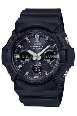 นาฬิกา Casio G-Shock ANALOG-DIGITAL Tough Solar GAS-100 series รุ่น GAS-100B-1A2 ของแท้ รับประกันศูนย์ 1 ปี