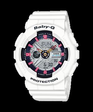 นาฬิกา คาสิโอ Casio Baby-G Girls' Generation Sporty Sneaker series รุ่น BA-110SN-7A ของแท้ รับประกันศูนย์ 1 ปี