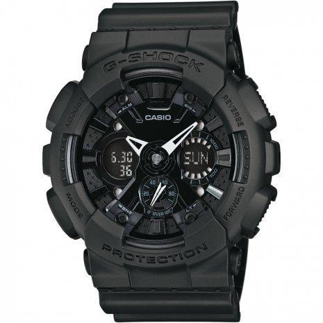 นาฬิกา คาสิโอ Casio G-Shock Limited Rare item Solid Black series รุ่น GA-120BB-1A หายากมาก ของแท้ รับประกันศูนย์ 1 ปี