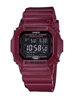 นาฬิกา Casio G-Shock Limited Bordeaux Wine color series รุ่น GW-M5610EW-4 (ไม่วางขายในไทย) ของแท้ รับประกันศูนย์ 1 ปี (นำเข้าJapan กล่องหนัง)