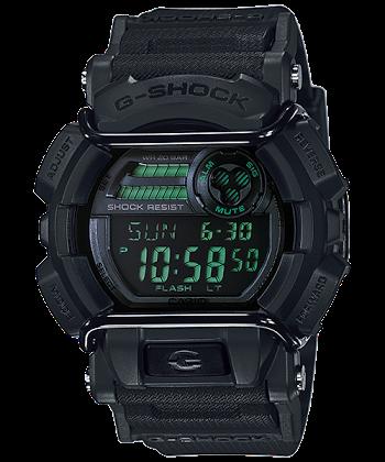 นาฬิกา คาสิโอ Casio G-Shock Limited Military Black Series รุ่น GD-400MB-1 หายาก ของแท้ รับประกันศูนย์ 1 ปี