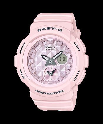 นาฬิกา Casio Baby-G Beach Pastel Color series รุ่น BGA-190BE-4A ของแท้ รับประกันศูนย์ 1 ปี