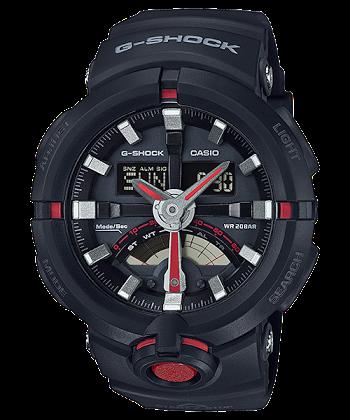 นาฬิกา Casio G-Shock Standard ANALOG-DIGITAL รุ่น GA-500-1A4 ของแท้ รับประกันศูนย์ 1 ปี