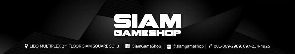 SiamGameShop - Playstation Concept Store