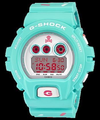 นาฬิกา Casio G-Shock Limited G-SHOCK x Johnny Cupcakes Collaboration รุ่น GD-X6900JC-3 ของแท้ รับประกันศูนย์ 1 ปี