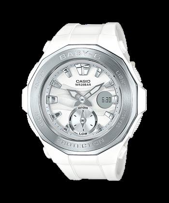 นาฬิกา Casio Baby-G ANALOG-DIGITAL Beach Glamping series รุ่น BGA-220-7A ของแท้ รับประกันศูนย์ 1 ปี