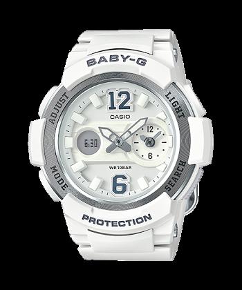 นาฬิกา Casio Baby-G Standard ANALOG-DIGITAL รุ่น BGA-210-7B4 ของแท้ รับประกันศูนย์ 1 ปี