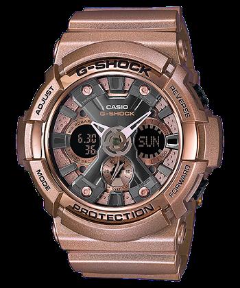นาฬิกา คาสิโอ Casio G-Shock Limited model Crazy Gold series รุ่น GA-200GD-9B ของแท้ รับประกันศูนย์ 1 ปี