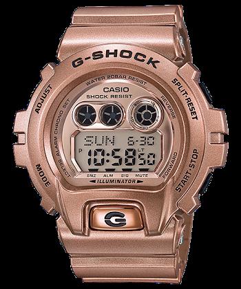 นาฬิกา คาสิโอ Casio G-Shock Limited model Crazy Gold series รุ่น GD-X6900GD-9A ของแท้ รับประกันศูนย์ 1