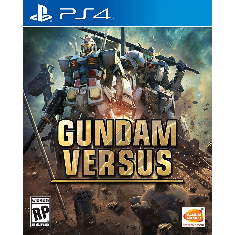 PS4 GUNDAM VERSUS (Z3EN)