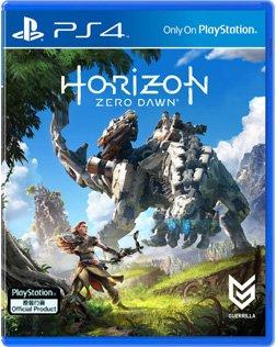 PS4 HORIZON ZERO DAWN (Z3EN)