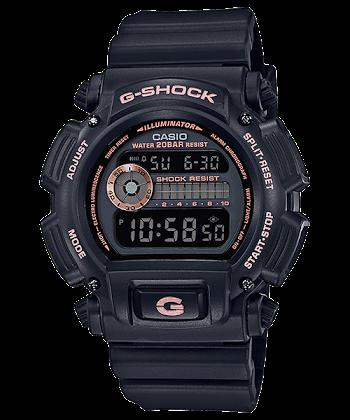 นาฬิกา Casio G-Shock Special Color BLACK&GOLD XTRA Color series รุ่น DW-9052GBX-1A4 ของแท้ รับประกันศูนย์ 1 ปี