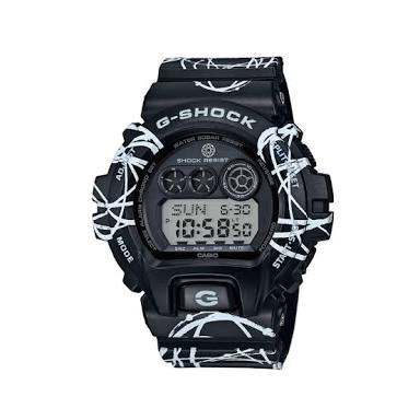 นาฬิกา Casio G-Shock Limited G-SHOCK x FUTURA Collaboration รุ่น GD-X6900FTR-1 ของแท้ รับประกันศูนย์ 1 ปี