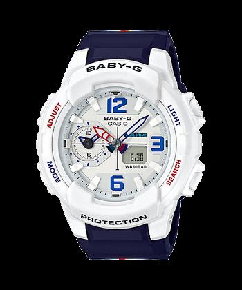 นาฬิกา Casio Baby-G BGA-230SC Sweet Pastel Colors series รุ่น BGA-230SC-7B ของแท้ รับประกันศูนย์ 1 ปี