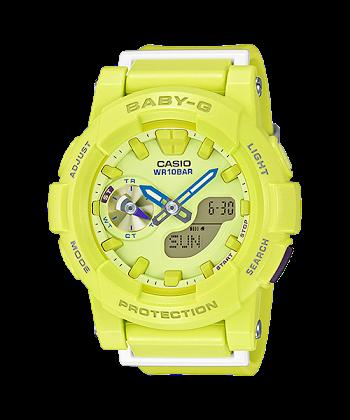 นาฬิกา Casio Baby-G Standard ANALOG-DIGITAL รุ่น BGA-185-9A ของแท้ รับประกันศูนย์ 1 ปี